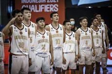 FIBA Asia Cup 2021 Ditunda, TC Timnas Indonesia Dihentikan Sementara