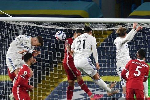 Hasil Leeds United Vs Liverpool, Kemenangan The Reds Sirna di Menit Akhir