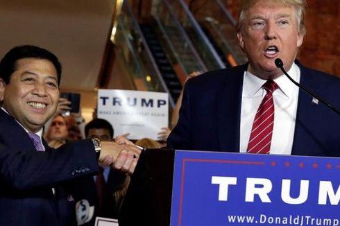 Kemenlu Tak Tahu Agenda Ketua DPR yang Hadir dalam Kampanye Donald Trump