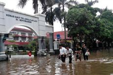 Pengembang Punya Andil Bikin Jakarta Banjir