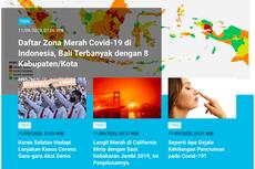 [POPULER TREN] Daftar Zona Merah Covid-19 di Indonesia | Cara Dapatkan Kuota Gratis Kemendikbud