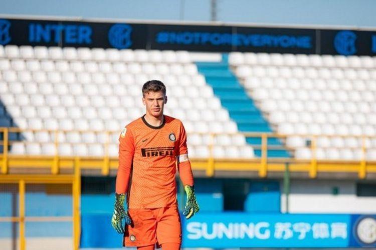 Kiper primavera Inter Milan, Filip Stankovic.