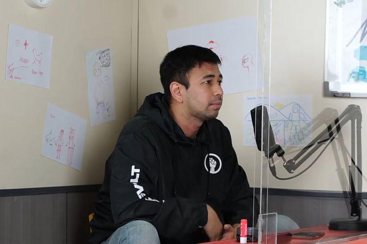 Raffi Ahmad saat jadi bintang tamu di Murangkalih