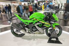 Pertimbangan Kawasaki Tunjuk Indonesia Basis Produksi Ninja 125