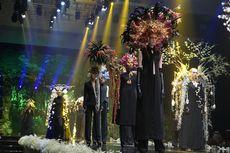 Kolaborasi Rinaldy Yunardi dan 8 Desainer Bunga Pamerkan Kekayaan Indonesia