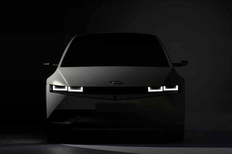 Ilustrasi Hyundai Ioniq 5