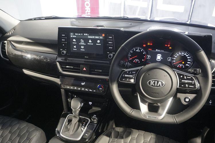 KIA resmi menghadirkan SUV Seltos ke Indonesia Senin (20/1/2020)
