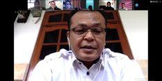 Bekerja dari Rumah, Kepala LAN Sapa Pegawai Lewat Video Conference