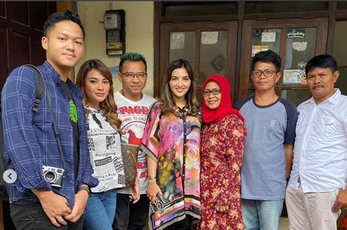 Tunjukkan Empati, Ashanty Kunjungi Rumah Siswa SMP di Malang Korban Bully