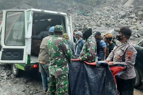 Diawali Bunyi Gemuruh, Tebing 75 Meter di Lereng Merapi Longsor, 3 Penambang Tewas