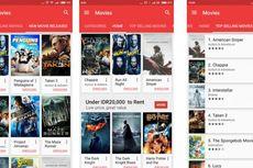 Sekarang bisa Beli dan Sewa Film di Google Play Store Indonesia
