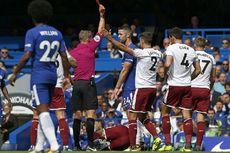 Hasil Liga Inggris, 2 Kartu Merah Warnai Kekalahan Chelsea