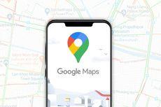 Akurasi Google Maps di Wilayah Jakarta Naik 22 Persen