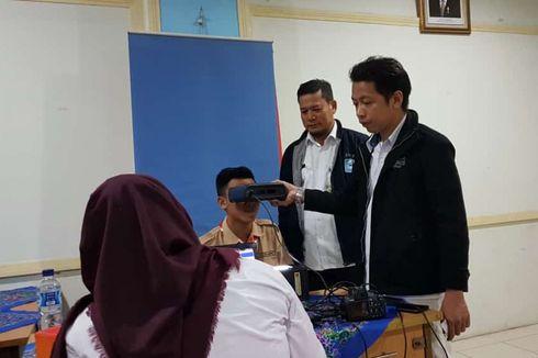 Jemput Bola Perekaman Data E-KTP, Dukcapil Jakut Datangi Sekolah