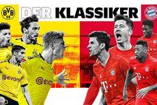Link Live Streaming Dortmund Vs Bayern Muenchen, Kickoff 23.30 WIB