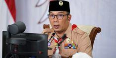 Ridwan Kamil: Gerakan Pramuka Harus Tumbuhkan Jiwa Kepemimpinan