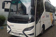 Alasan Damri Pilih Bus Medium Mesin Belakang