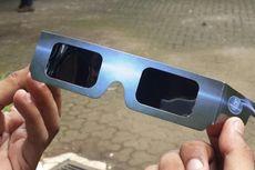 Dalam Tiga Jam, 2.000 Kacamata Gerhana di Planetarium Ludes