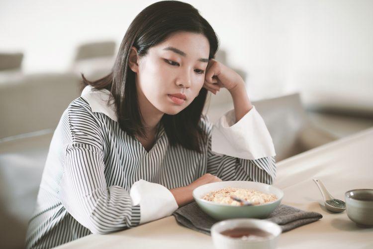 Ilustrasi selera makan hilang, penyebab selera makan hilang, cara mengatasi selera makan hilang