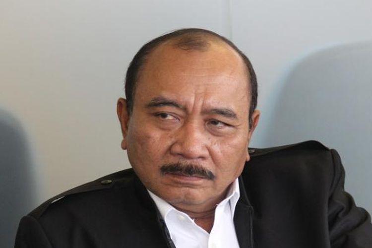 Kepala Badan Keamanan Laut RI Arie Soedewo
