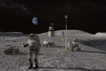 Pembangunan Pangkalan di Bulan, Ilmuwan Akan Gunakan Urine Astronot