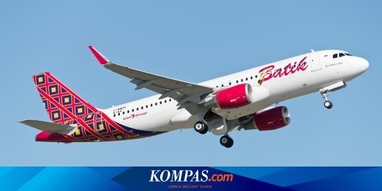Rute Baru Batik Air Surabaya Sorong Manokwari