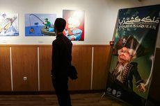 Saat Ratu Elizabeth II Digambarkan sebagai Bajak Laut oleh Para Kartunis Iran...