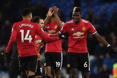 Manchester United Putus Tren Negatif, Pogba dan Lingard Gembira