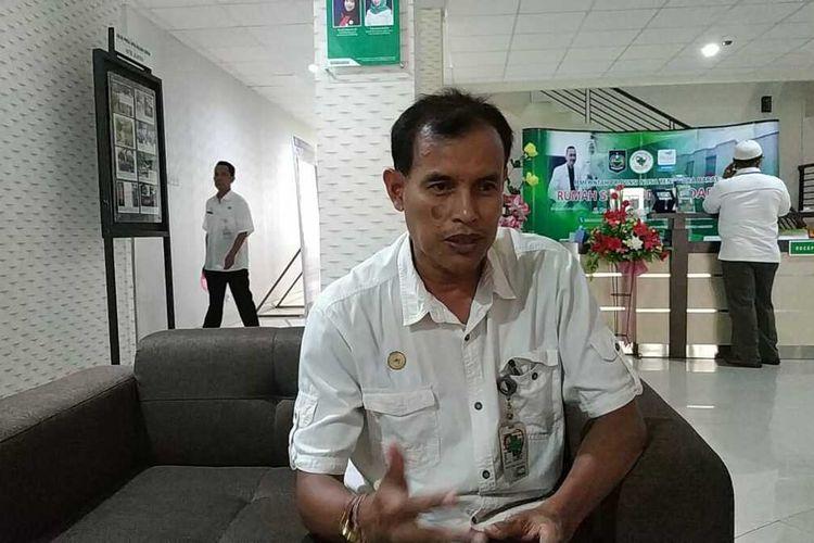 Kepala Bidang Pelayanan RSUD NTB, dr. Nyoman Wijaya Kusuma