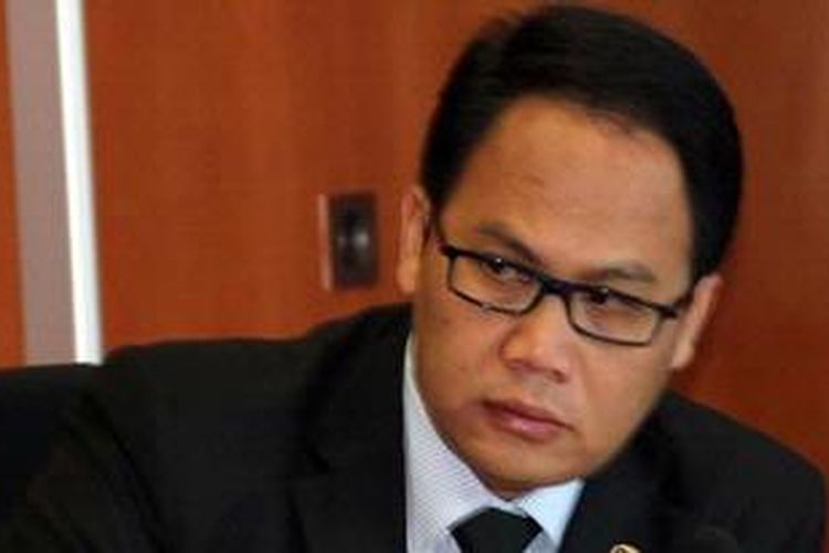 Wakil Sekjen PDI Perjuangan Achmad Basarah
