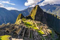 Jangan Ditiru, Turis Ditangkap karena Buang Air Besar di Machu Picchu