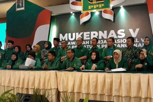 Rekomendasi Lengkap Mukernas PPP untuk Internal, Parlemen, dan Pemerintah