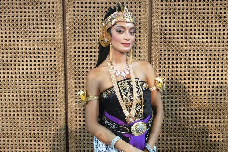Asmara Abigail saat ditemui di Grand Indonesia, Jakarta Pusat, Kamis (31/10/2019).