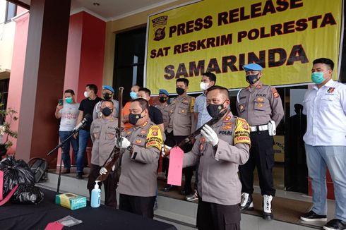Motif Pembunuhan karena Rebutan Lahan di Samarinda Dipicu Dendam