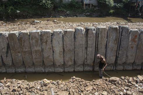 Dinas SDA Pastikan Pembebasan Lahan Normalisasi 5 Sungai di Jakarta Tetap Berjalan