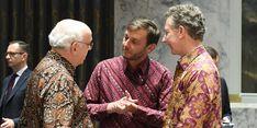 Diplomasi Batik Warnai Dewan Keamanan PBB