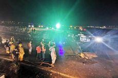 Bawa Tenaga Medis Corona, Pesawat Lionair Filipina Jatuh, 8 Orang Tewas