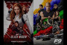 Black Widow dan Fast and Furious 9 Jadi Film Paling Diburu di CGV