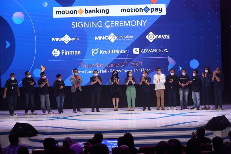 Peluncuran MotionBanking