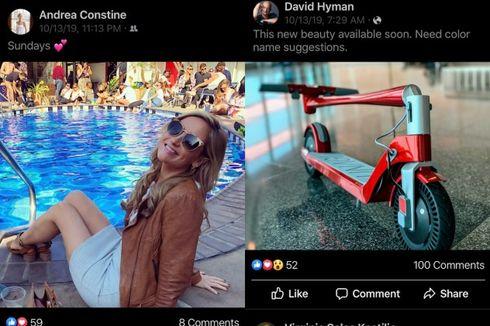 Facebook Siapkan Fitur Mirip Linimasa Instagram