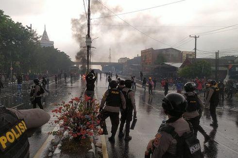 30 Demonstran Tolak Omnibus Law di Makassar Reaktif Covid-19