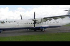 Penyebab Kecelakaan Pesawat Trigana Air Tunggu Penyelidikan KNKT