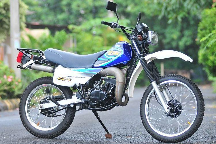 Suzuki TS125
