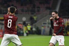 AC Milan Vs SPAL, I Rossoneri Kembali ke 10 Besar Serie A