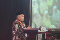 Jokowi Batal Hadiri Ultah Muhammadiyah, Din Syamsuddin Kecewa