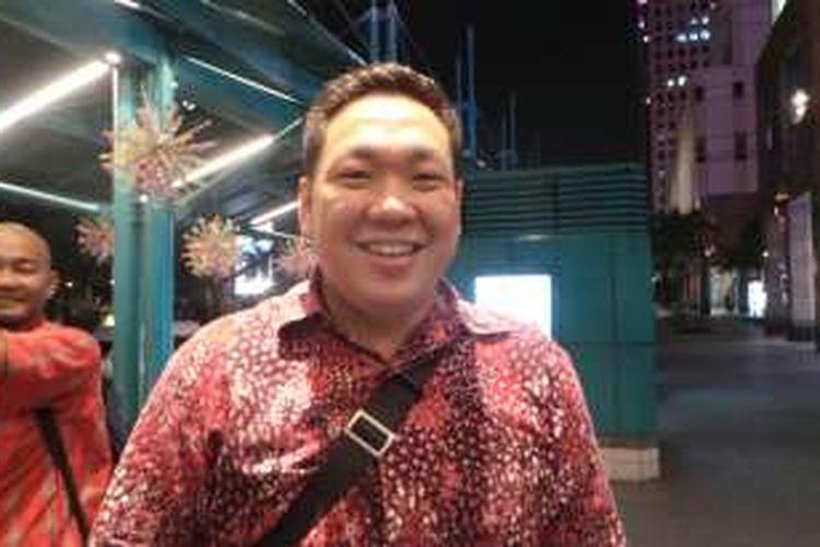 Anggota DPR RI dari Fraksi Partai Demokrasi Indonesia Perjuangan (PDI-P) Charles Honoris