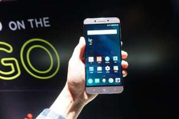 LeEco memulai debut di AS menggunakan smartphone Le Pro 3