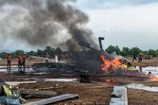 Korban Kecelakaan Helikopter di Kendal Bertambah, Lettu Vira yang Sempat Dirawat Meninggal Dunia