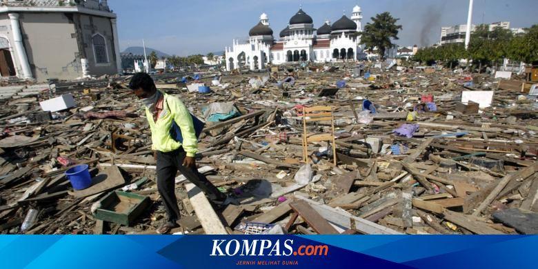Peringatan 10 Tahun Tsunami Aceh Perdana Menteri Jepang Ucapkan Duka Cita