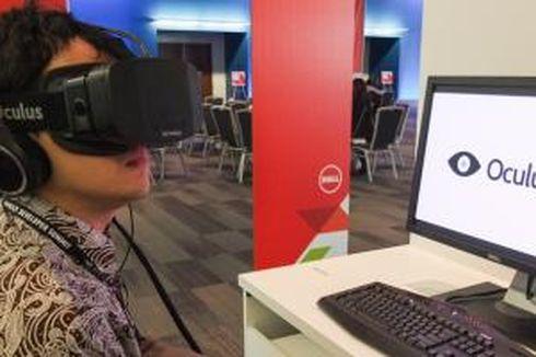 Jajal Virtual Reality di Game, Bengong dan Mual